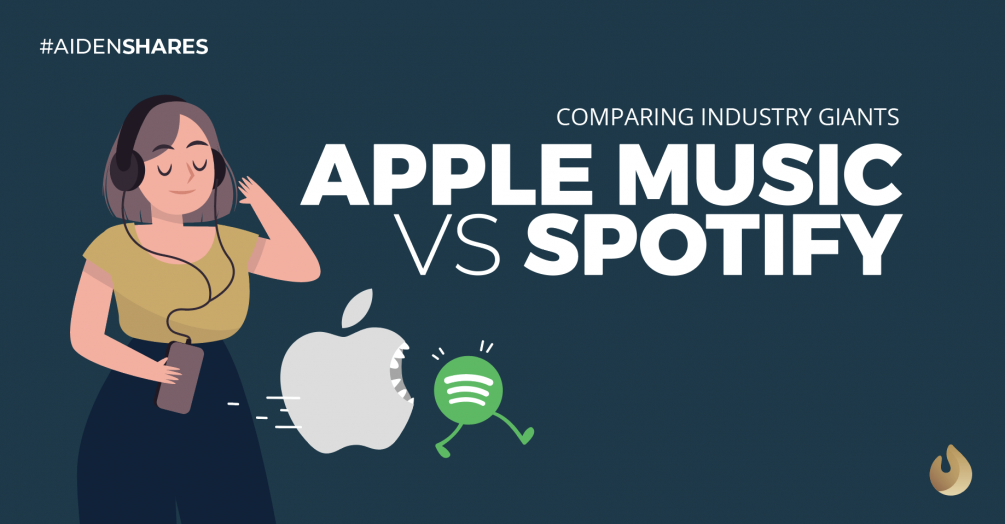 Comparing Industry Giants: Apple Music vs Spotify 🎵