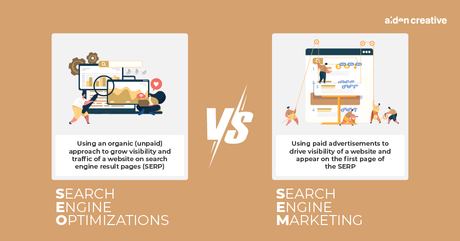 What Are the Differences Between SEO vs SEM? 📓