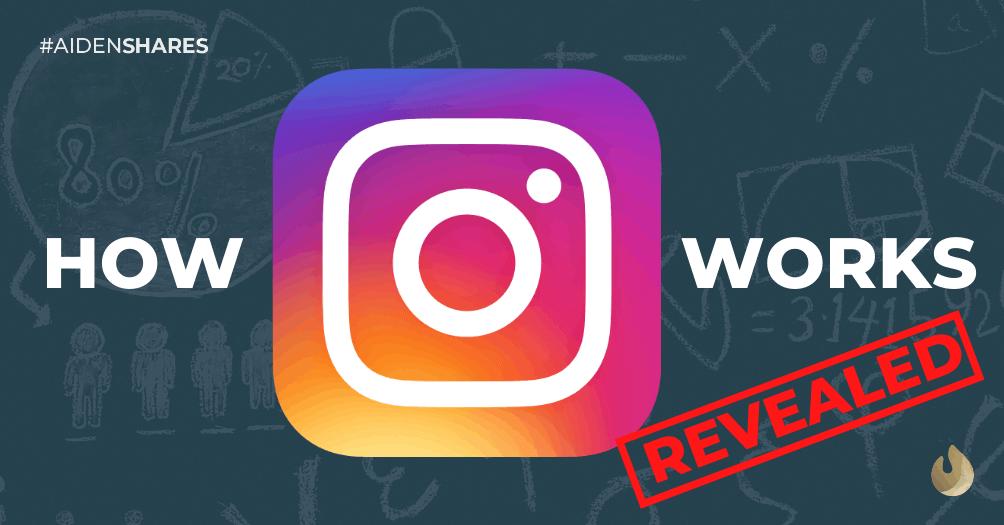 2021 Instagram Algorithm Finally Explained 📝